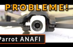 Parrot Anafi Probleme