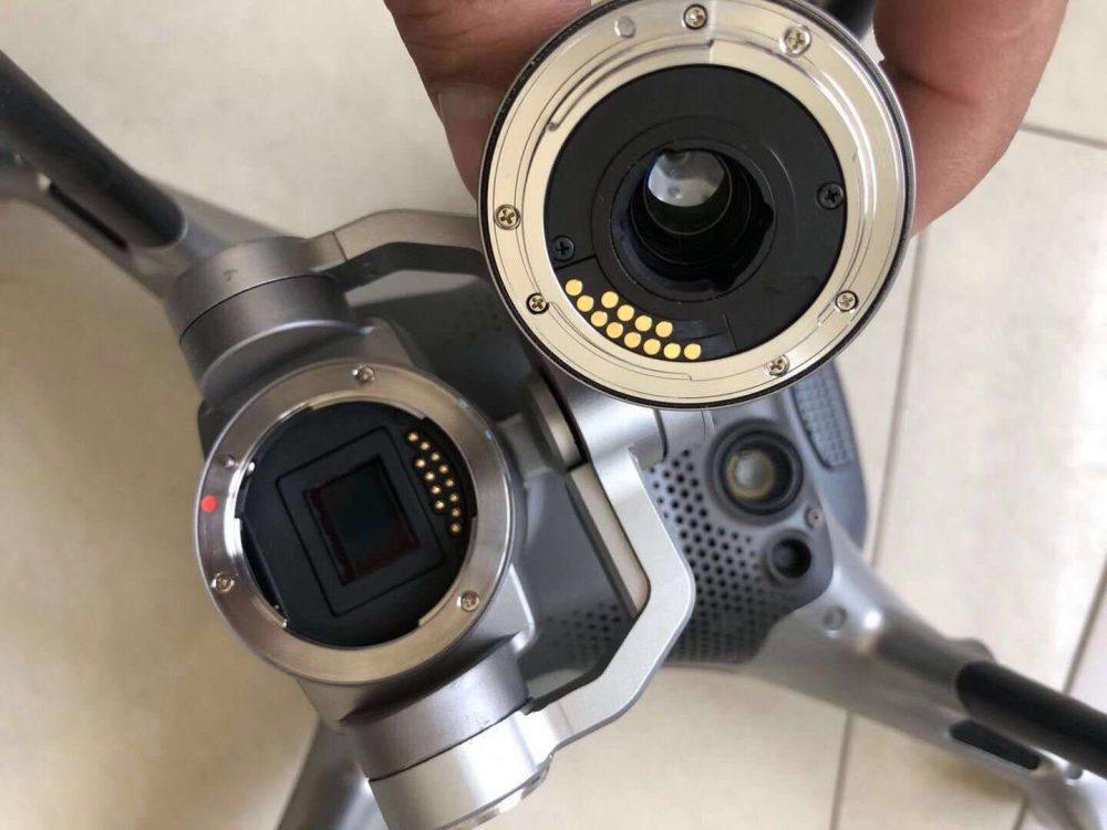 DJI Phantom 5 - Leak Fotos