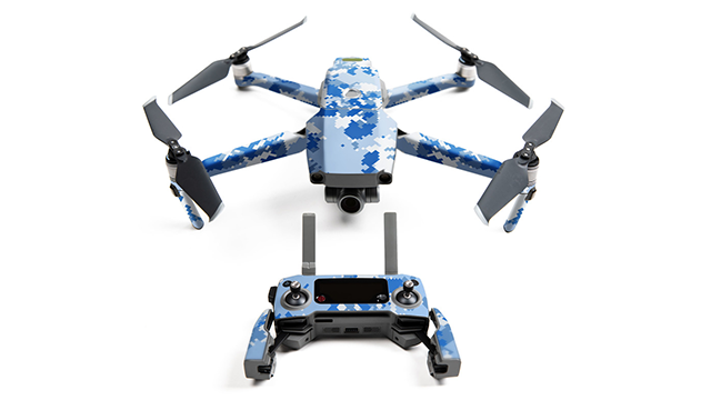 Dji Mavic 2 Skins Decals Sticker Folien Drone Wrap