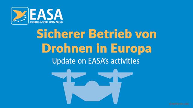EASA Drohnen Gesetze - EU Kommission