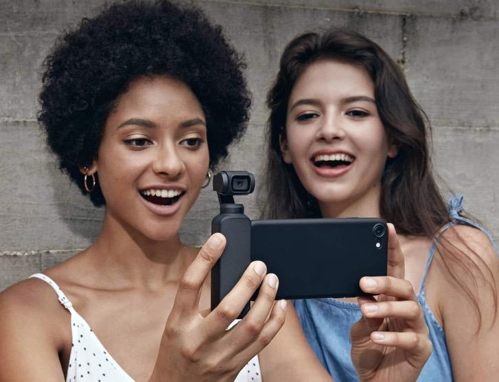 DJI Osmo Pocket Influencer-Kamera
