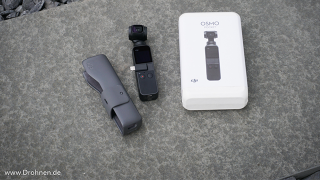 DJI Osmo Pocket: Test & Erfahrung (Review)