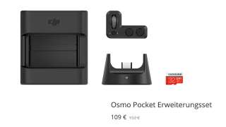 DJI-Osmo-Pocket-Zubehörset