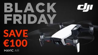 DJI Black Friday Angebote Rabatte Mavic Air
