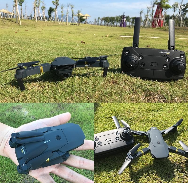 DroneX Pro aka Eachine E58 aka Emotion Drone.