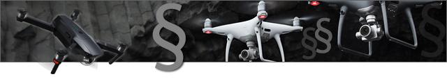 Drohnen Gsetze Regeln und Verbote