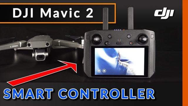 DJI Smart Controller Test