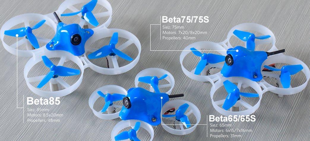 BetaFPV Beta65S/75/75S/85
