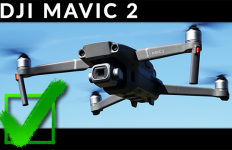 DJI Mavic 2 Test