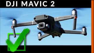 DJI Mavic 2 Test