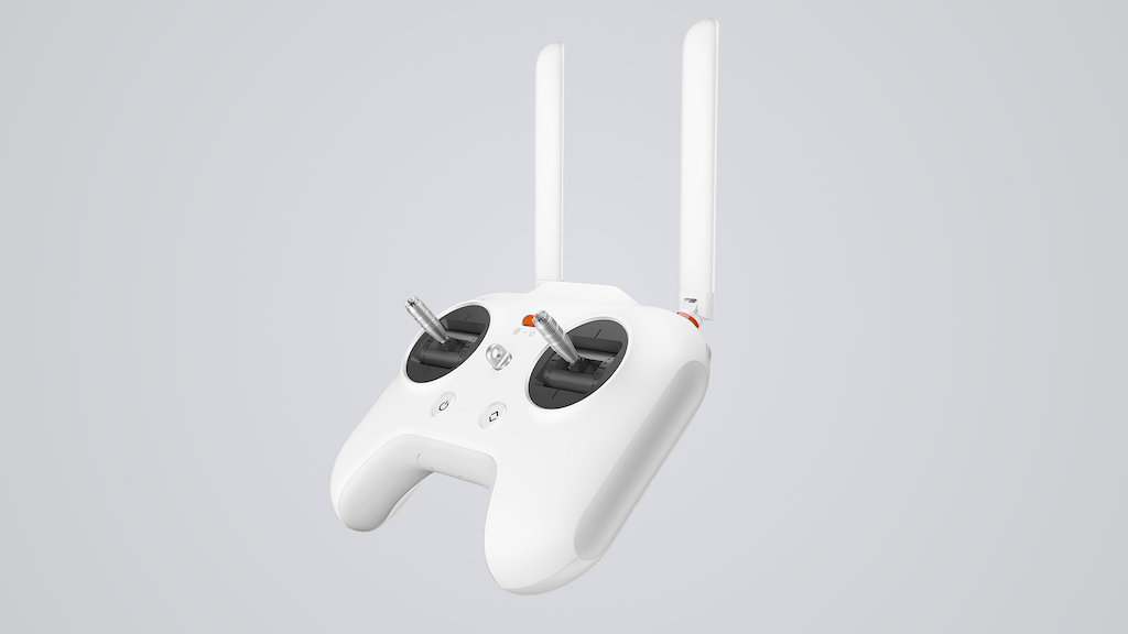 Fernsteuerung der Xiaomi Mi Drone