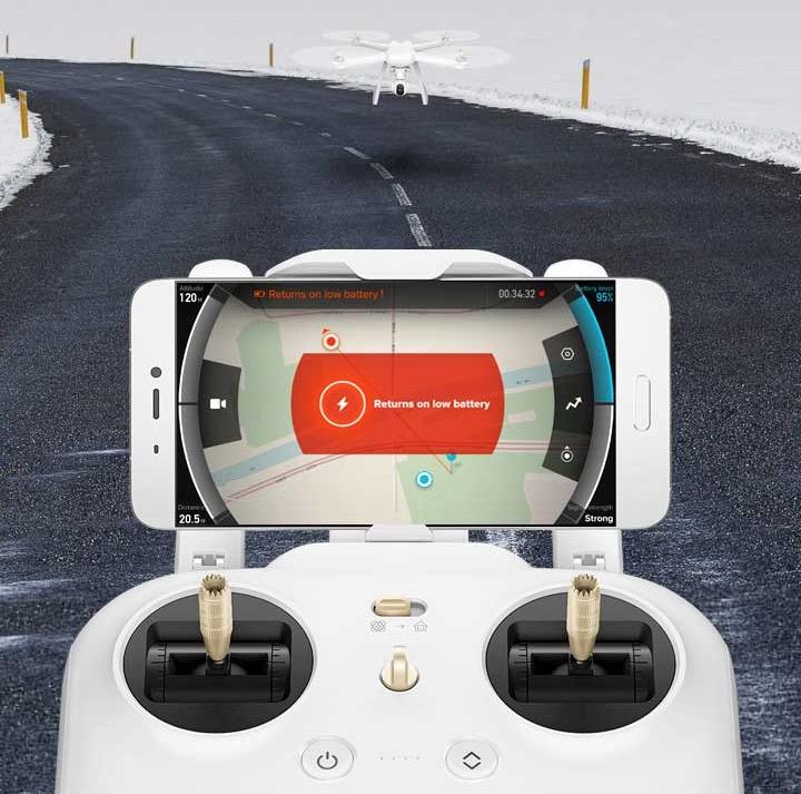 RTH Xiaomi Mi Drone