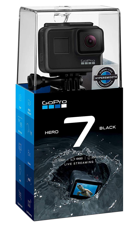 Box GoPro HERO 7 Black