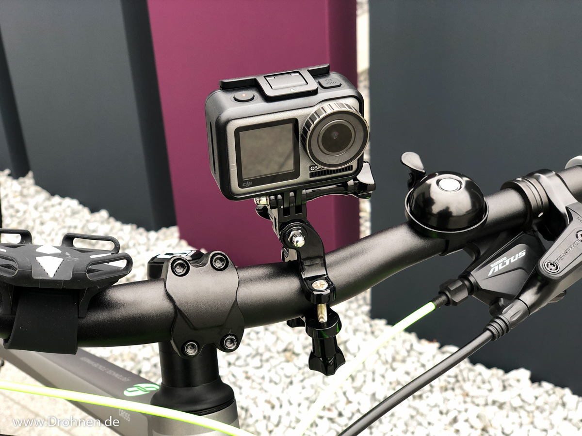 DJI Osmo Action Accessory Mount