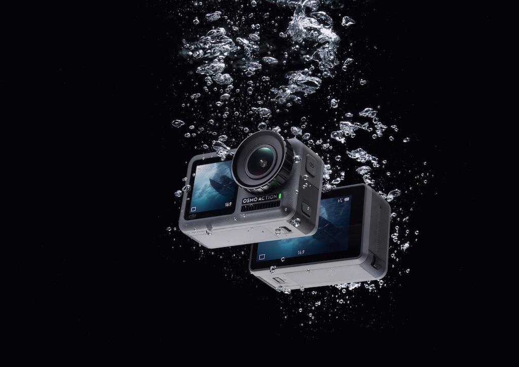 DJI Osmo Action: Kamera zum Amazon Prime Day reduziert