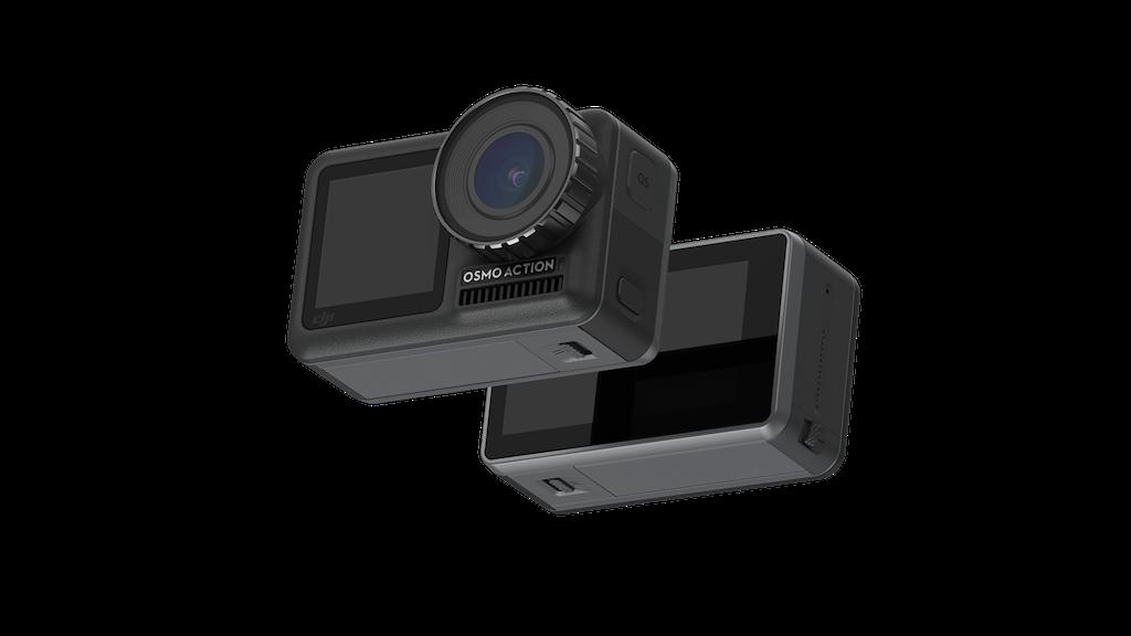 DJI Osmo Action Dual-Display