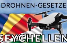 Seychellen Drohnen Gesetze Verbote