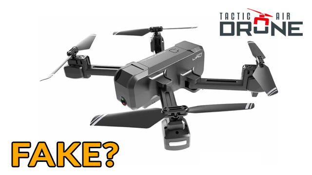 Tactic Air Drone - Test - Review - Fake