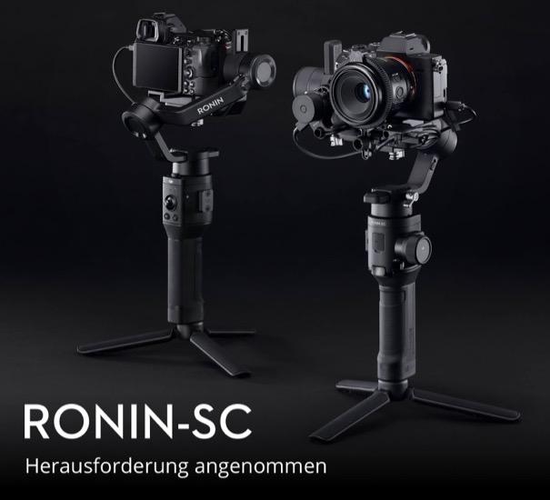 DJI Ronin-SC