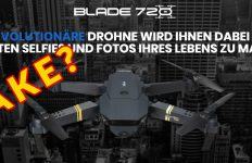 Blade720 Drohne - Test / Review