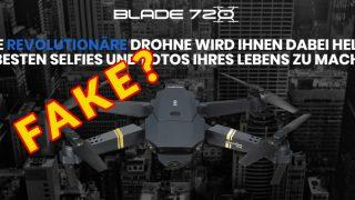 Blade720 Drohne - Test