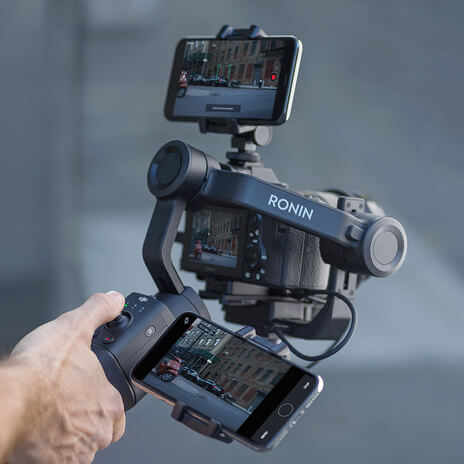ActiveTRack 3.0 DJI Ronin-SC