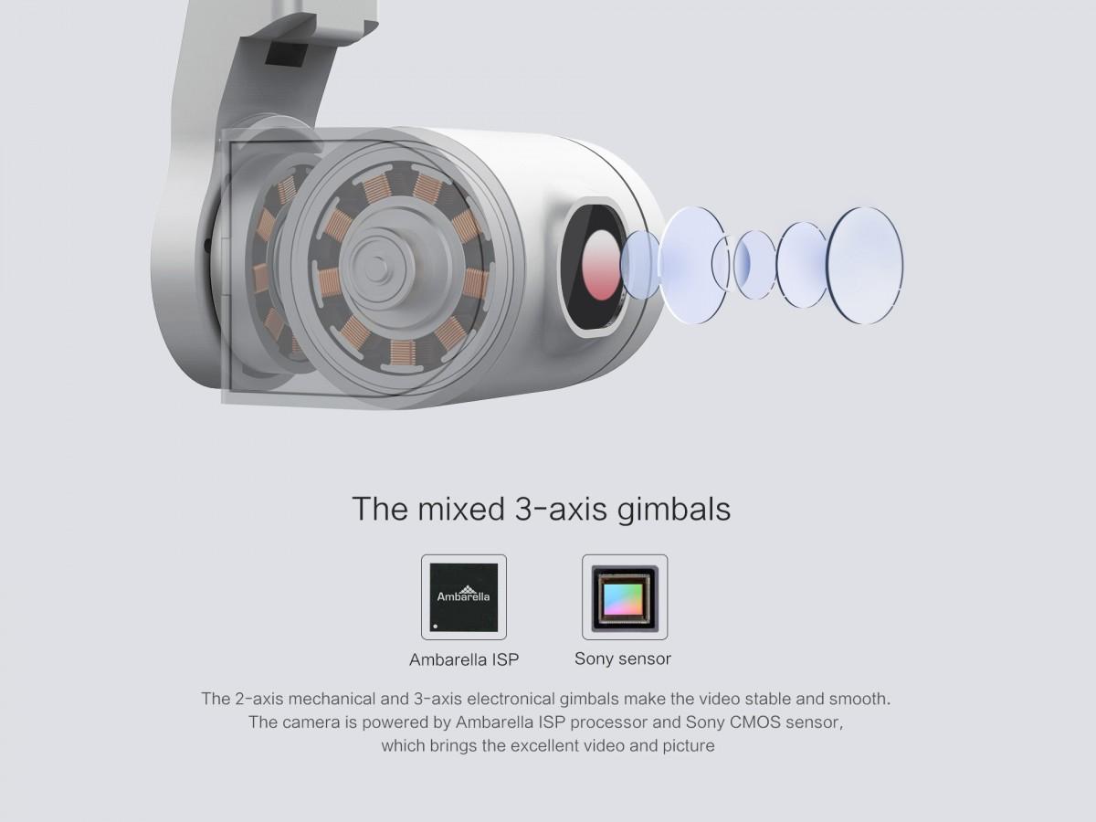 Xiaomi FIMI A3 Gimbal