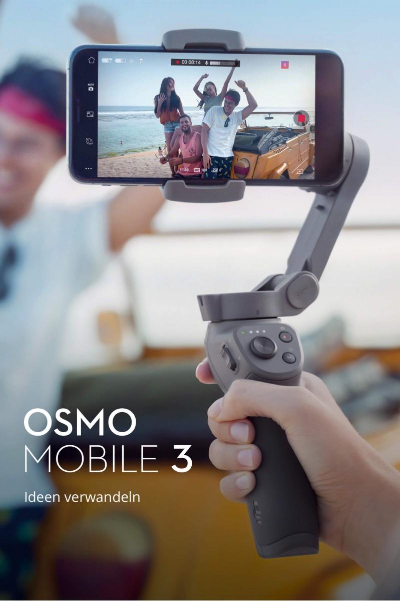 Ideen verwandeln DJI Osmo Mobile 3