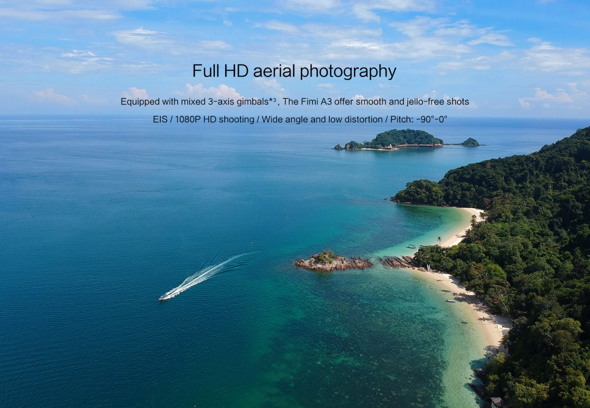 Xiaomi FIMI A3 HD 1080p