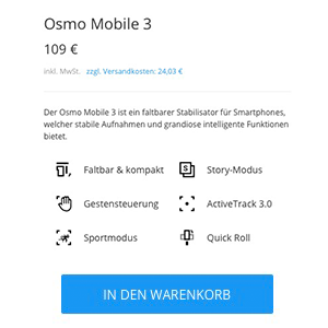 DJI Osmo Mobile 3 kaufen