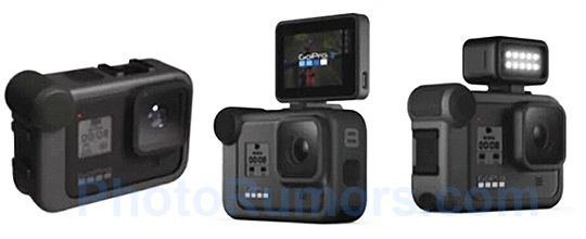 GoPro HERO 8 Rumours