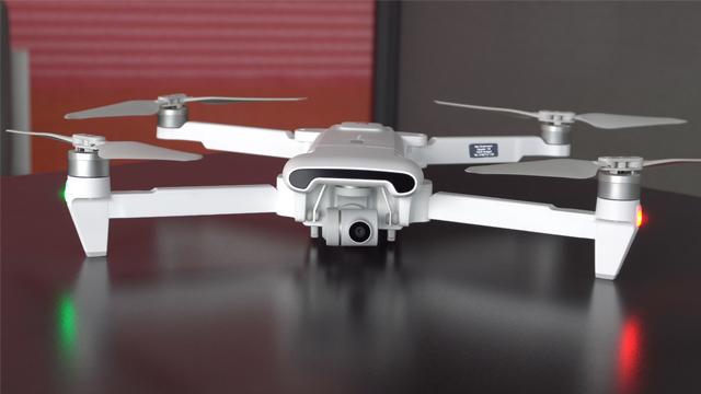 Drohnen Kennzeichen / Plakette Xiaomi FIMI X8 SE