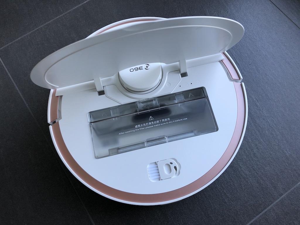Schmutzbehälter Qihoo 360 S7-Saugroboter
