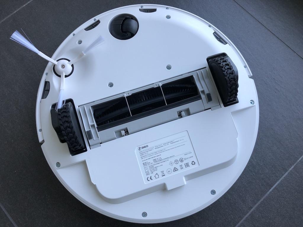 Räder Qihoo 360 S7-Saugroboter