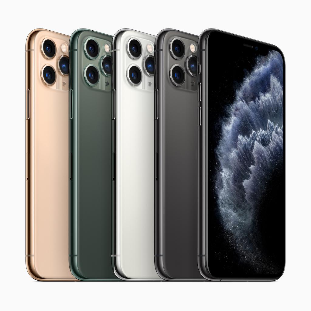 Apple iPhone 11 Pro Farben
