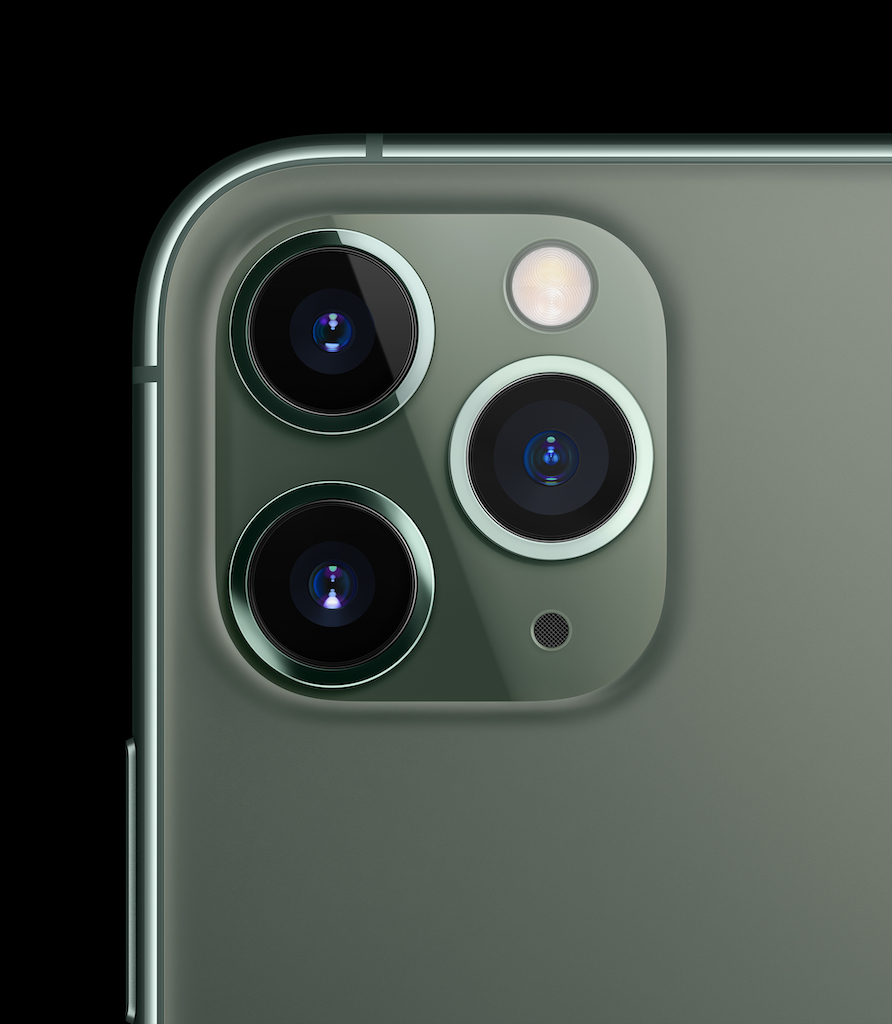 Triple Camera iPhone 11 Pro