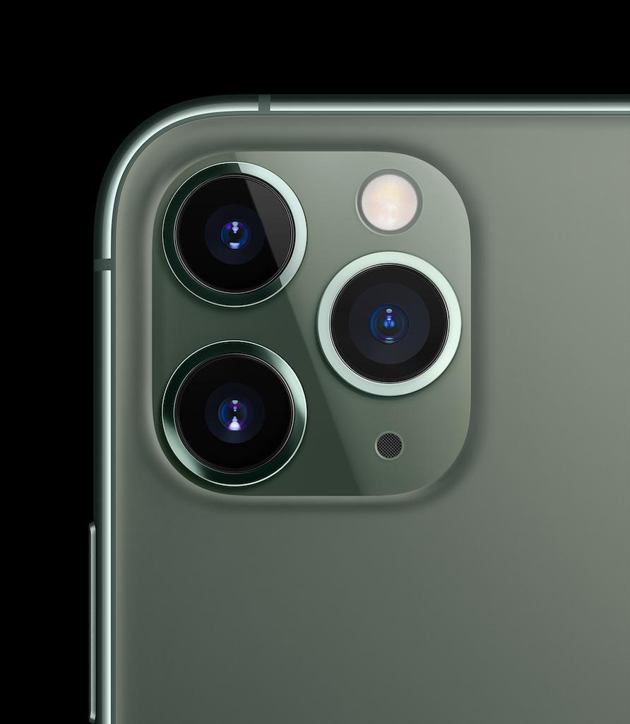 Triple Camera iPhone 11 Pro
