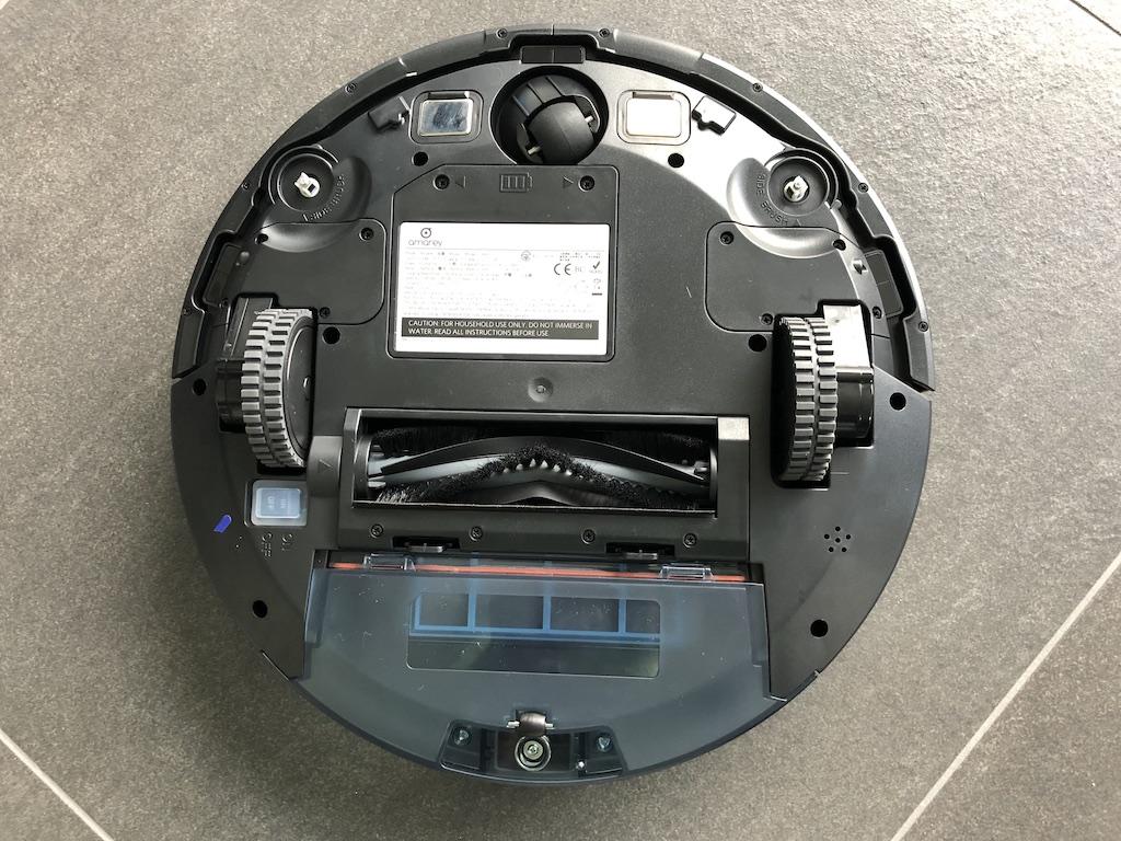 Unterseite Amarey A900