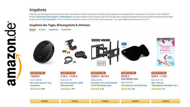 Amazon Angebot Des Tages