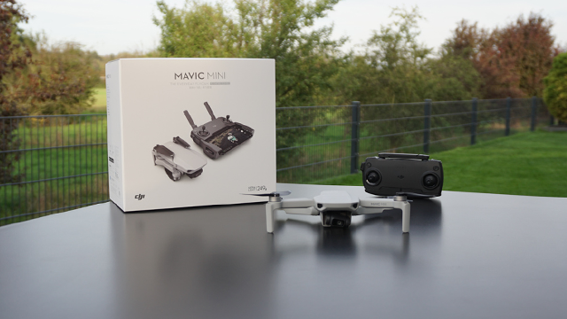 DJI Mavic Mini Unboxing