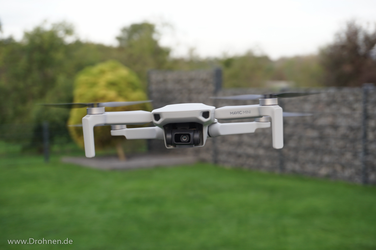 DJI Mavic Mini (2019).