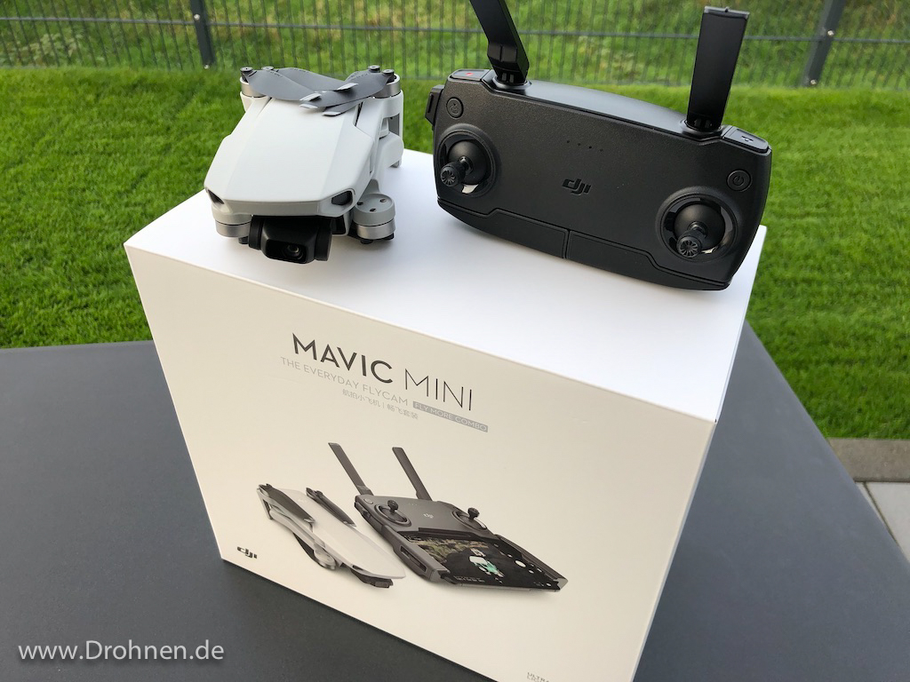 DJI Mavic Mini (2019)