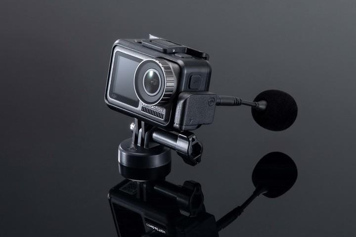 Cynova-Dual-Adapter für die DJI Osmo Action