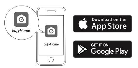 EufyHome-App für RoboVac 30C