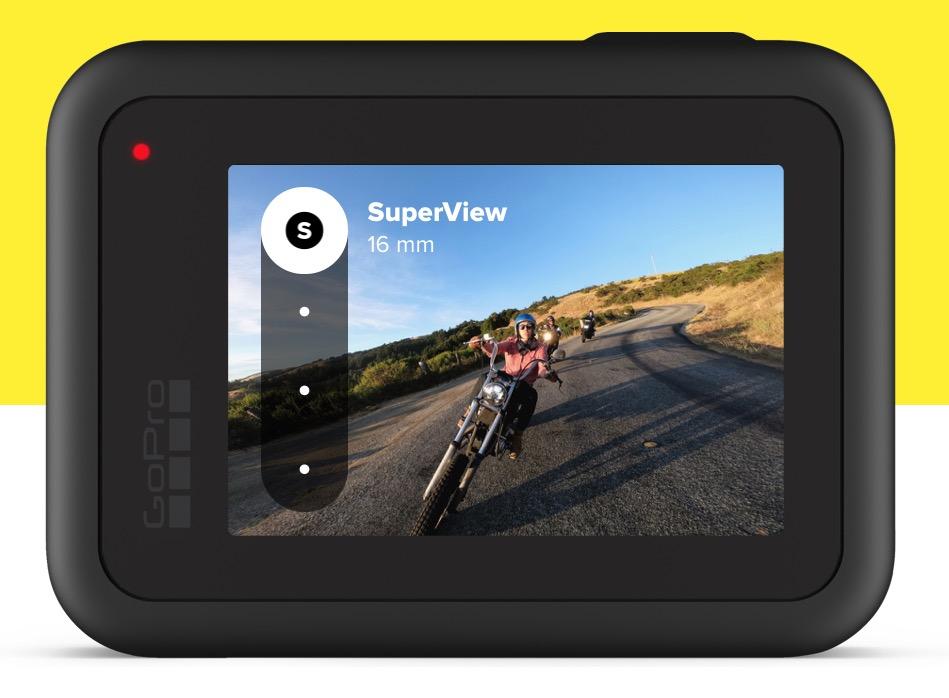 GoPro HERO 8 Black FOV Digital Lens
