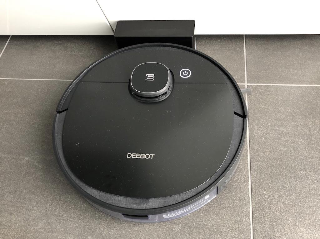 Ecovac Ozmo Deebot 950