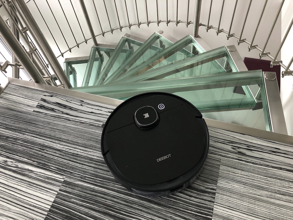 Ecovacs Ozmo Deebot 950 Test und Review