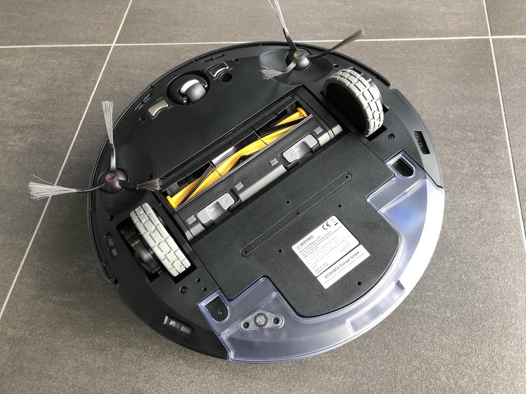 Ecovacs Ozmo Deebot 950 Unterseite
