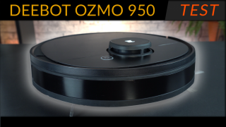 Saugroboter Deebot Ozmo 950 von Ecovacs - test
