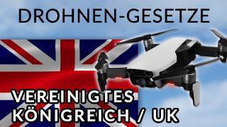 drohnen gesetz uk england grossbritannien vereinigtes königreich